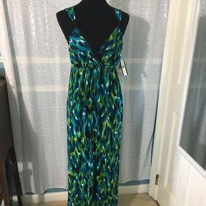 AB Studios beautiful maxi dress. XL NWT